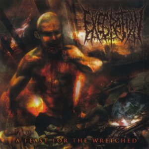 Execration - A Feast for the Wretched cover art