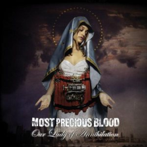 Most Precious Blood - Our Lady of Annihilation cover art