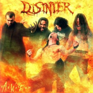 Disinter - As We Burn cover art
