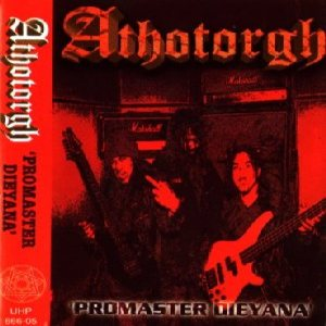 Athotorgh - Promaster Dieyana cover art
