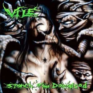 Vile - Stench of the Deceased cover art