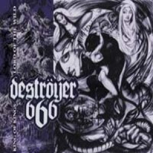 Destroyer 666 - King of Kings/Lord of the Wild cover art
