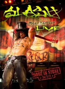 Slash - Made in Stoke 24/7/11 cover art