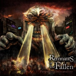 Remnants of the Fallen - Perpetual Immaturity cover art