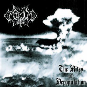 Mortum - The Rites of Depopulation cover art
