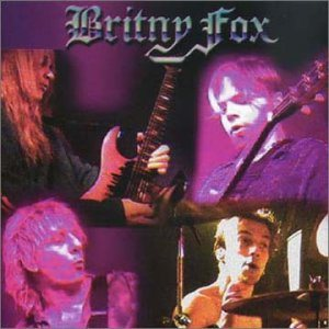 Britny Fox - Long Way to Live! cover art