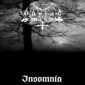 Burial Mist - Insomnia cover art
