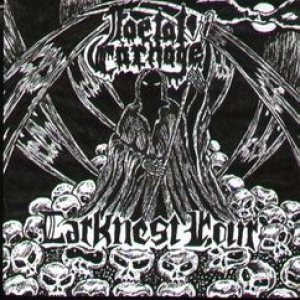Foetal Carnage - Darknest Hour cover art