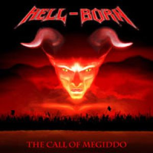 Hell-Born - The Call of Megiddo cover art