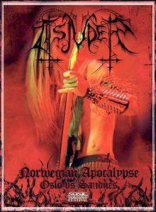 Tsjuder - Norwegian Apocalypse cover art