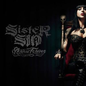 Sister Sin - Now and Forever cover art