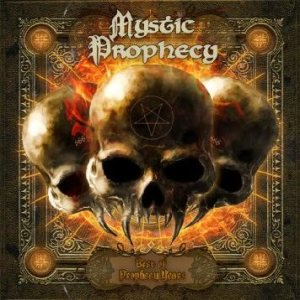 Mystic Prophecy - Best of Prophecy Years cover art
