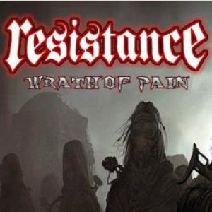 Resistance - Wrath of Pain cover art