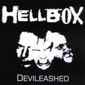 Hellbox - Devileashed cover art