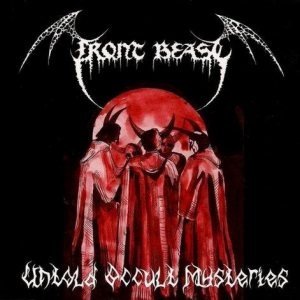 Front Beast - Untold Occult Mysteries cover art
