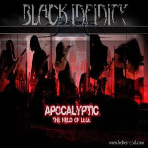 Black Infinity - Apocalyptic cover art