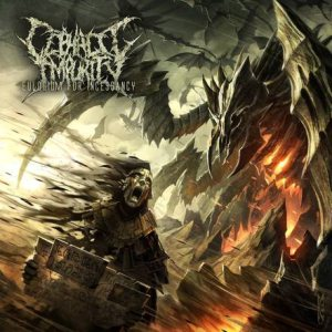 Cephalic Impurity - Eulogium for Incessancy cover art