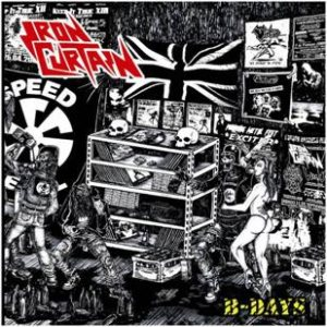 Iron Curtain - B-Days cover art