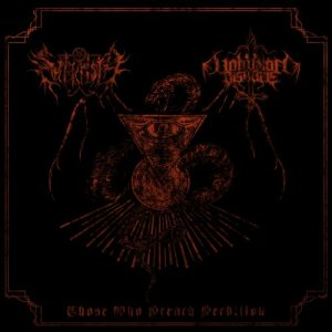 Sarkrista / Unhuman Disease - Those Who Preach Perdition cover art