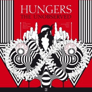 Hungers - The Unobserved cover art