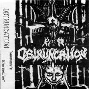 Obtruncation - Sanctum's Disruption cover art