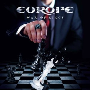 Europe - War of Kings cover art