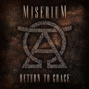Miserium - Return to Grace cover art