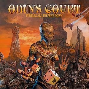 Odin's Court - Turtles All the Way Down cover art