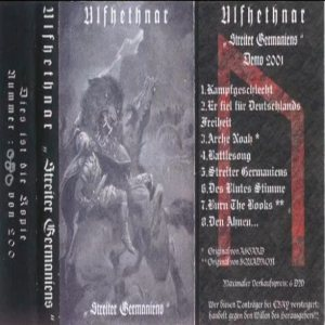 Ulfhethnar - Streiter Germaniens cover art