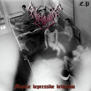 North Black - Maniac Depressive Deviation cover art