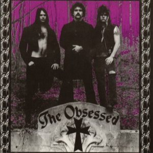 The Obsessed - The Obsessed cover art