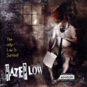 HatePlow - The Only Law Is Survival cover art