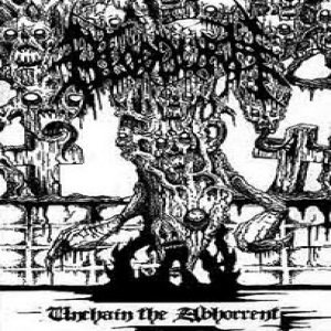 Blood Urn - Unchain the Abhorrent cover art