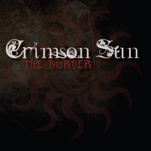 Crimson Sun - The Border cover art