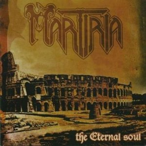 Martiria - The Eternal Soul cover art