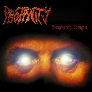 Profanity - Slaughtering Thoughts cover art
