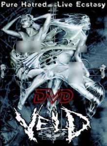 Veld - Pure Hatred - Live Ecstasy cover art
