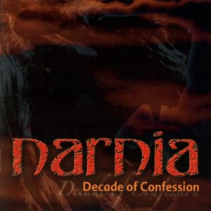 Narnia - Decade of Confession cover art
