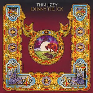 Thin Lizzy - Johnny the Fox cover art