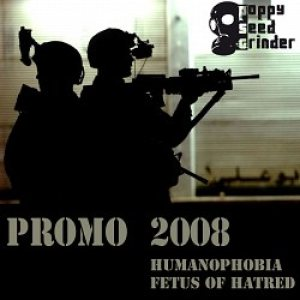 Poppy Seed Grinder - Promo 2008 cover art
