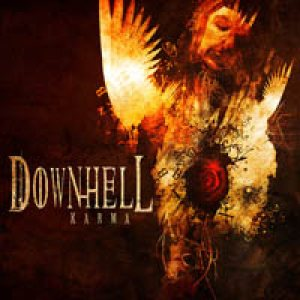 Downhell - Karma cover art