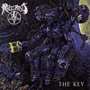 Nocturnus - The Key cover art