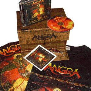 Angra - Ark of Shadows cover art