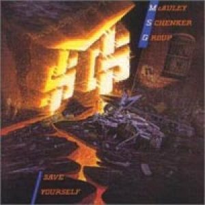 McAuley Schenker Group - Save Yourself cover art