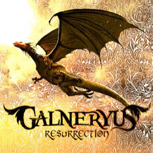 Galneryus - Resurrection cover art