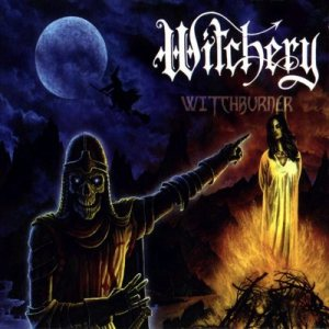 Witchery - Witchburner cover art