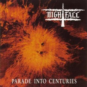 Nightfall - Parade Into Centuries cover art