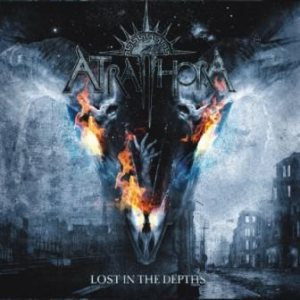 Atra Hora - Lost in the Depths cover art