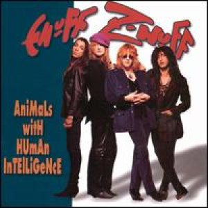 Enuff Z'nuff - Animals With Human Intelligence cover art