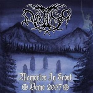 Dyrathor - Memories in Frost cover art